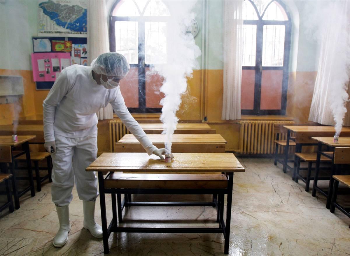 Уничтожение туберкулеза