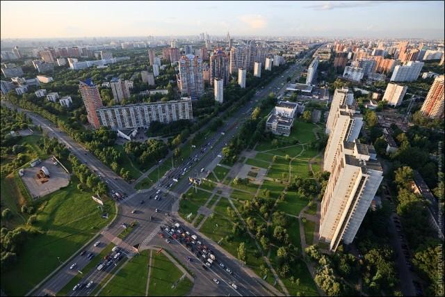 Панорама ВАО
