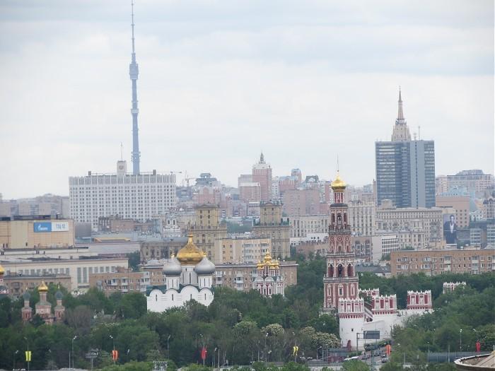 Панорама ЗАО
