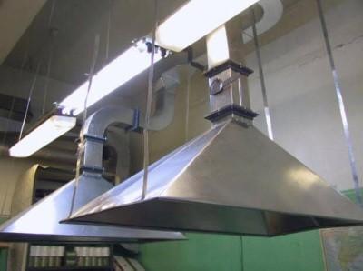 системы вентиляции и вытяжки