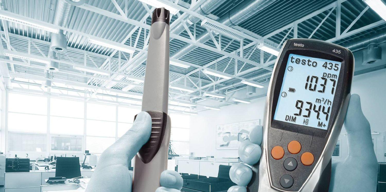 измерение шума на производстве