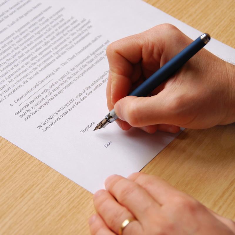 подписание договора дезинсекции дератизации