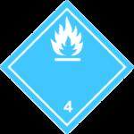 4 класс опасности отходов