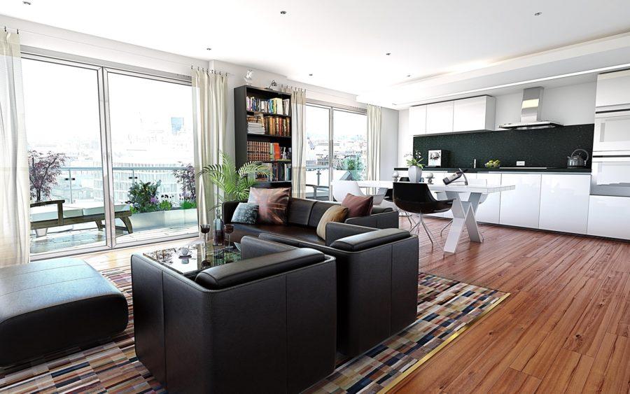 услуги по обработки для квартир