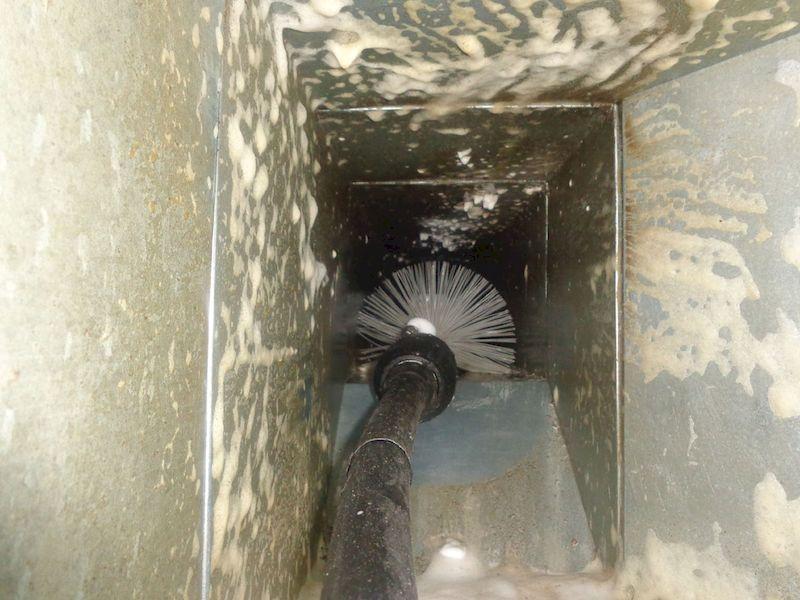 чистка вентиляционных ситем