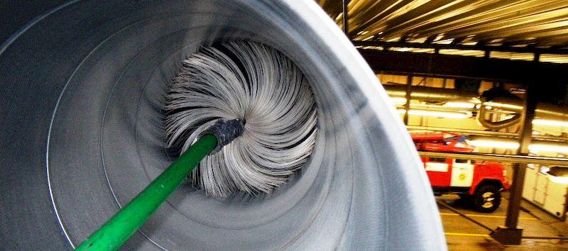 очистка вентиляционных ситем